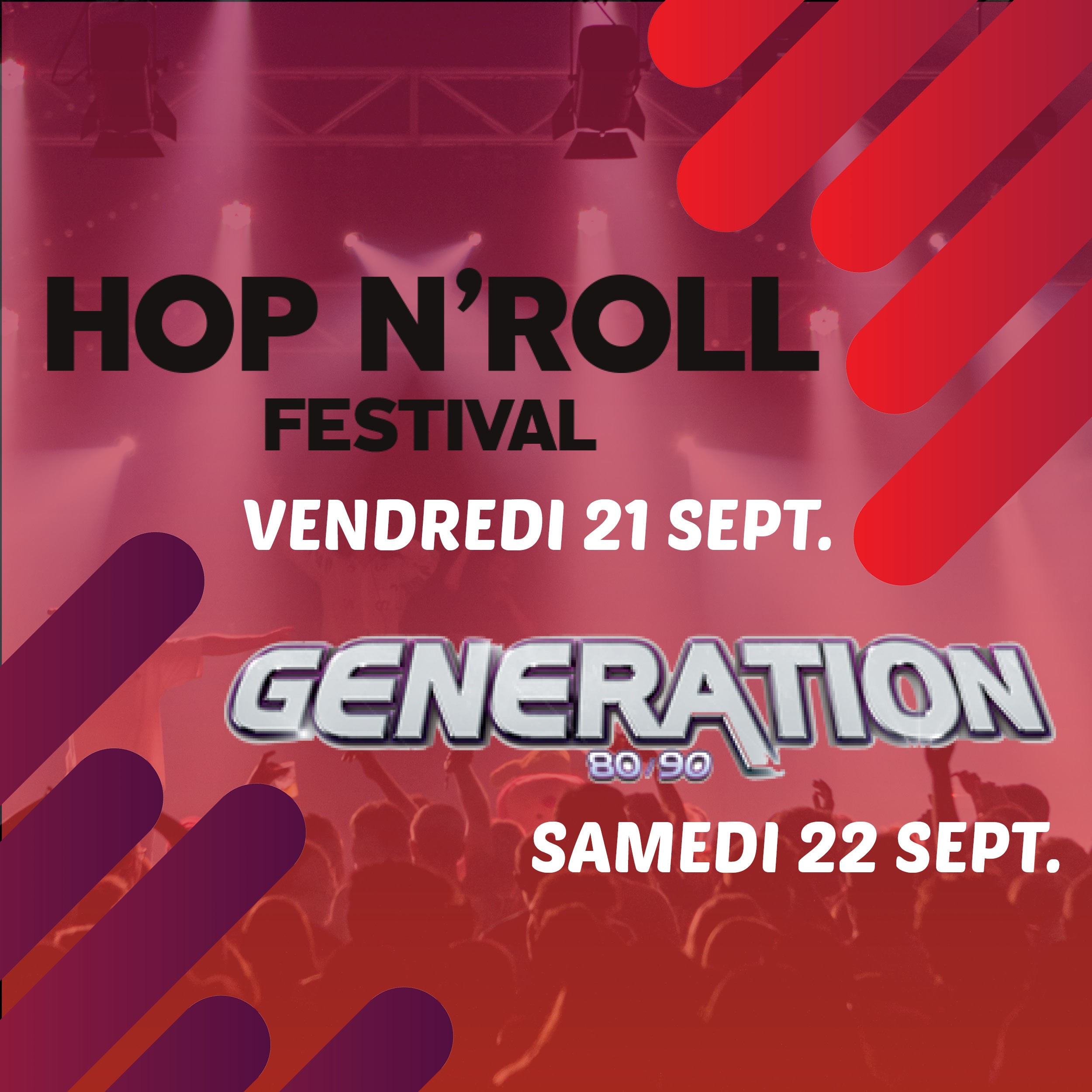 Hop n'roll Urban Edition 2018