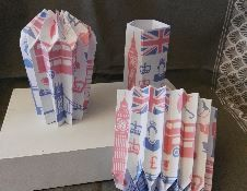 Pliage Papier British