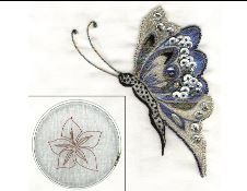 Discover Lunéville Embroidery